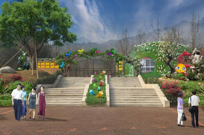 如何打造景村融合型美丽乡村规划设计?